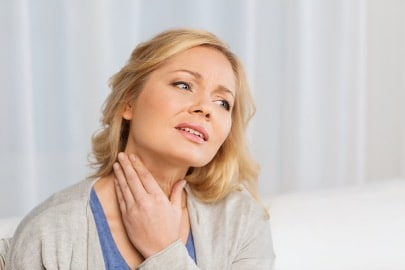 Het globus- of brokgevoel ontstaat vaak in een periode van veel stress, spanningen en bij onverwerkte emoties.